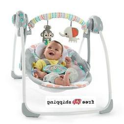 Baby Boy Stroller with Car Seat Nursery Playard Swing Travel