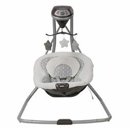 Graco 1927133 Simple Sway Baby Swing Speed Vibration Abbingt