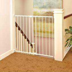 """North States 47.85"""" Tall Easy Swing and Lock Baby Gate: Idea"""