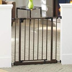 """North States 38.5"""" Wide Easy-Close Baby Gate: The multi-dire"""