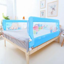 baby child toddlers safety bed rail sturdy