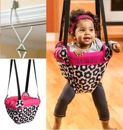Baby Doorway Jumper Bouncer Swing Girls Baby Active