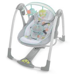 Baby Gear Ingenuity Swing n Go Soothing Portable 5 Speed Sou