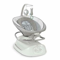 Graco Baby Sense2Soothe Swing with Cry Detection Rocker Soot