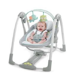 Baby Infant Bouncer Swing Seat Bassinet Newborn Girl Nursery