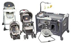 Baby Trend Stroller Travel System with Car Seat Playard Swin
