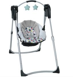 Best Graco Slim Spaces Compact Baby Swing Mobile Unisex Infa