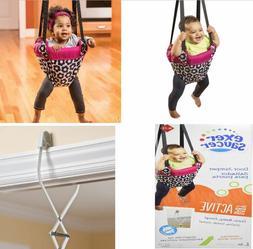 NEW Bumbly Exersaucer Door Jumper Evenflo Baby Swing Jump Up