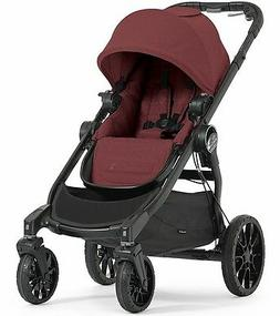Baby Jogger City Select LUX Single Stroller in Port Brand Ne