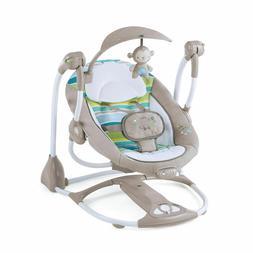 Ingenuity Convertme Swing 2 Seat Portable Swing Moreland