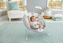 Fisher-Price Deluxe Bouncer: Sweet Dreams Snugapuppy