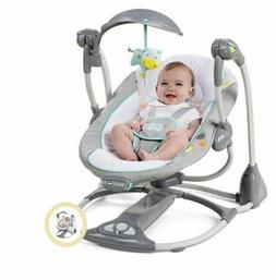 Ingenuity ConvertMe SWING 2 SEAT, 5-Point Harness Foldable B