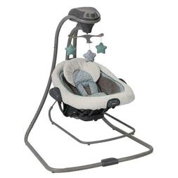 Graco Duet Connect LX Baby Swing and Bouncer New sealed