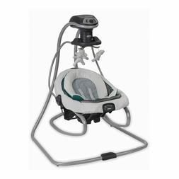 Graco Duetsoothe Swing with Rocker - Sapphire Collection