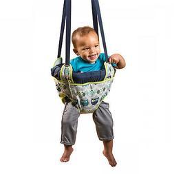ExerSaucer Infant Doorway Jumper Secure Fit Fun Portable Doo