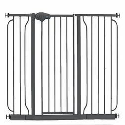 Regalo 29-52 inch Extra Wide Safety Gate - Black