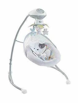 Fisher-Price DRG43 Sweet Snugapuppy Dreams Cradle 'N Swing -