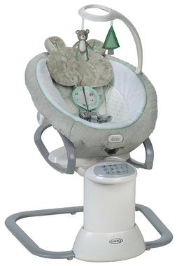 Graco Baby EveryWay Multi Use Swing Soother with Removable R
