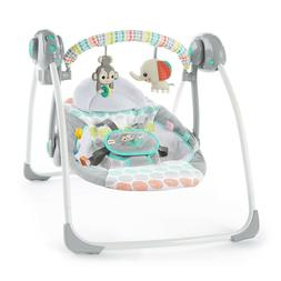 Infant Whimsical Wild Portable Swing Baby Gear 2-Position Re