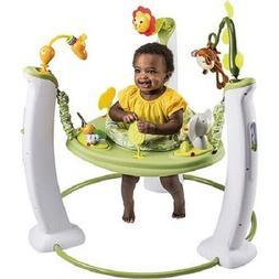 Jumperoo Comfortable Seat Learn Jumper Safety New Fun Safari