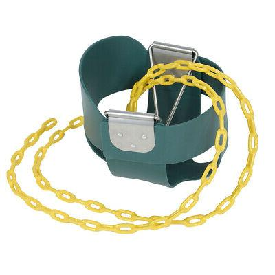 3-In-1 Outdoor High Back Bucket Game Green