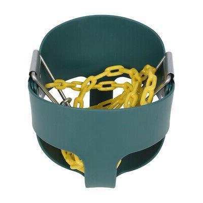 3-In-1 Baby Outdoor High Full Bucket Green