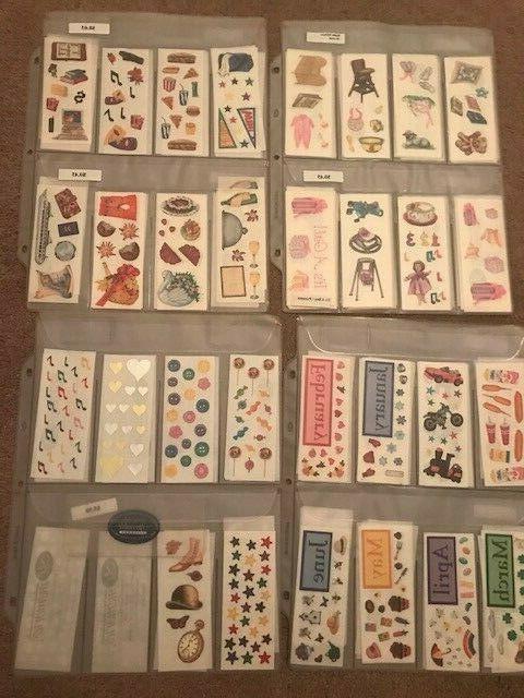 40 Sticker Vintage HTF