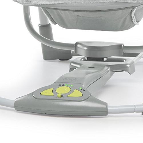 Ingenuity Portable Baby & Hoots