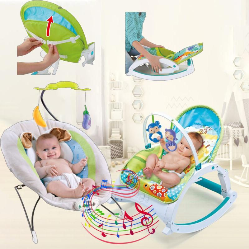 baby bouncer swing seat rocker portable electric