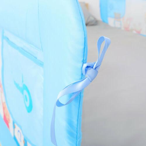 Baby Toddlers' Bed Rail & Durable Swing Wall
