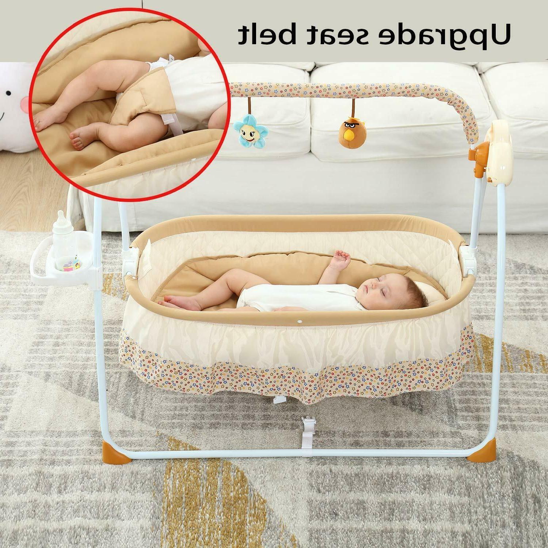 Baby Cradle Bassinets Crib Baby Music