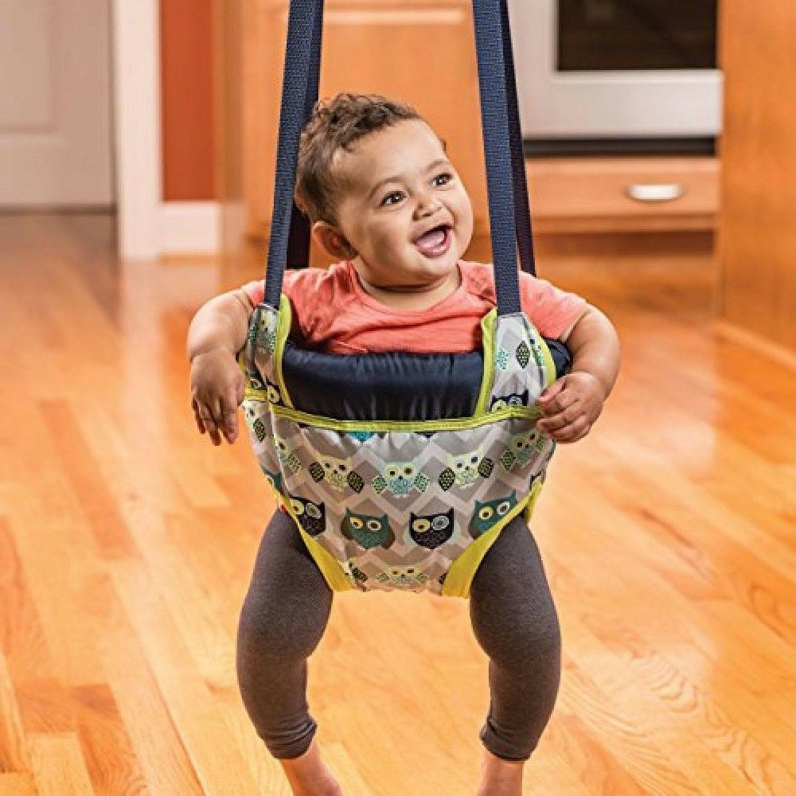 Baby Door Jumper Doorway Bouncer Swing Jump Up Toddler Infan