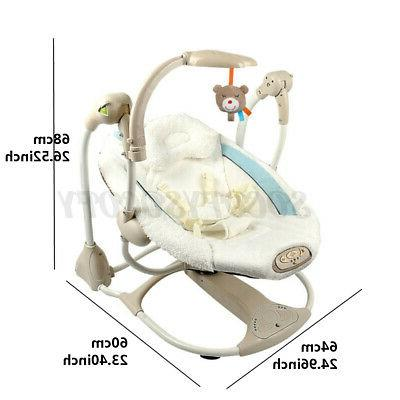 Baby Electric Infant Seat Sway Chair