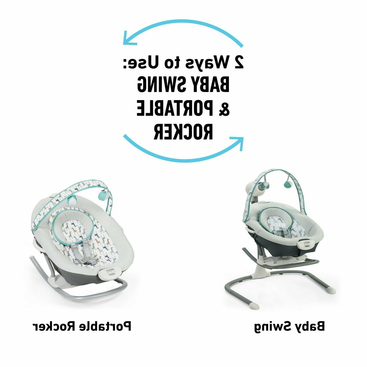 Baby Stroller with Infant Combo