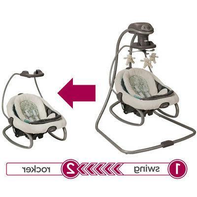 Baby Swing Infant 2 Toddler Crib