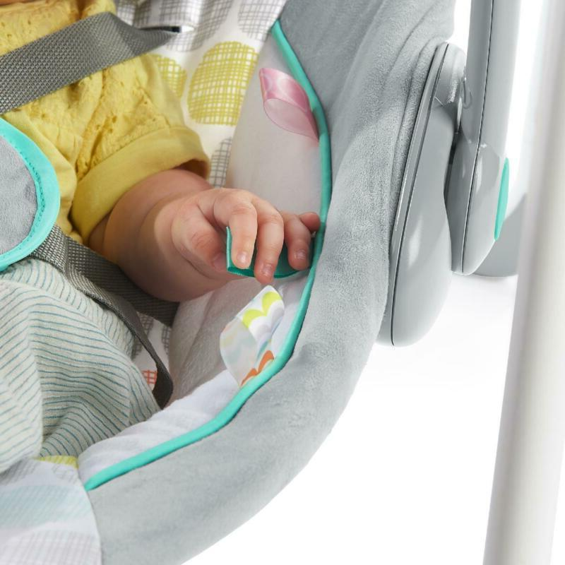 Baby infant toddler chair rocking