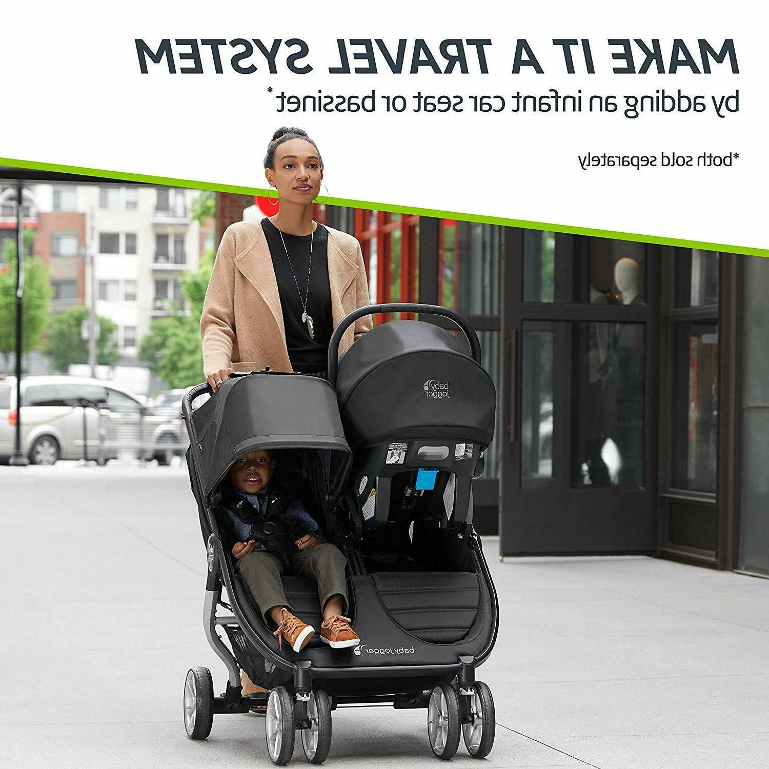 Baby Jogger 2 Twin Baby Stroller