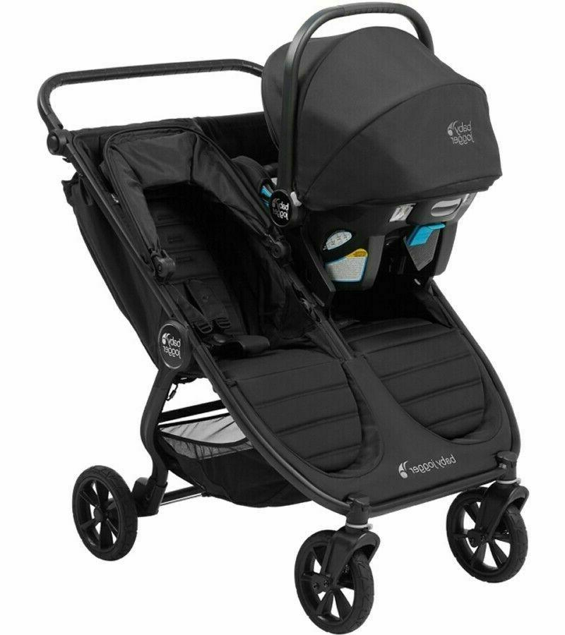 Baby Jogger City GT2 Twin Baby Double Stroller