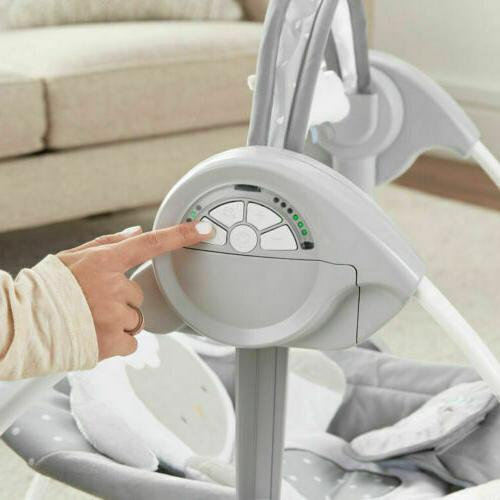 Ingenuity Comfort-2-Go Swing