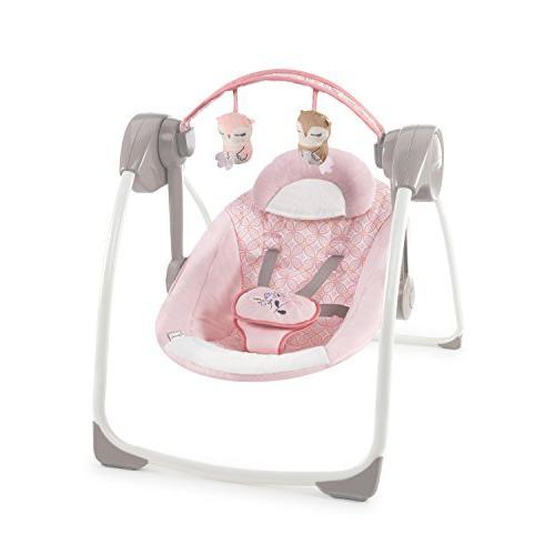 Ingenuity Comfort 2 Go Portable Swing, Audrey