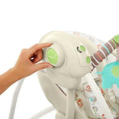 Electric Rocker Baby Infant Bouncer Seat