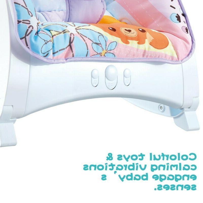 Electric Rocker Infant Cradle Seat