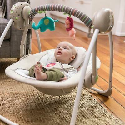 Electric Rocker Infant Portable Seat