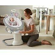Graco EveryWay Soother Baby Swing with Removable Rocker, Jos