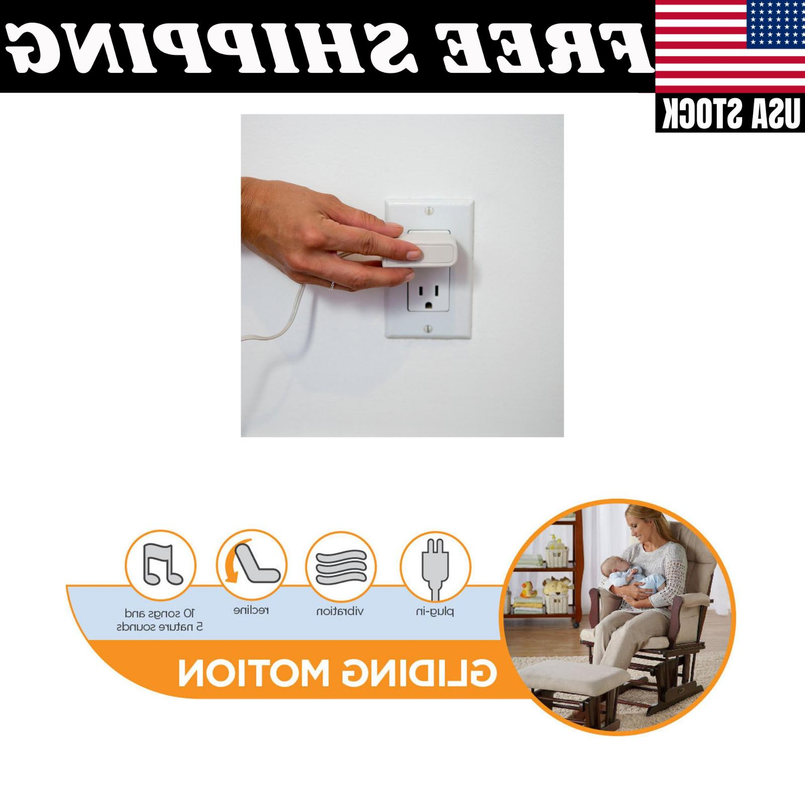 Graco Unique Gliding Plug Use Batteries