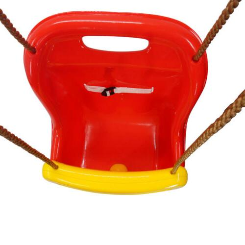 Infant Swing Wide Belt Child Baby KID