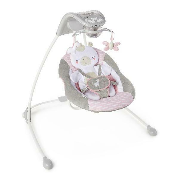 Inlighten Cradling Plug-In Swing Included Light Beams Mobile