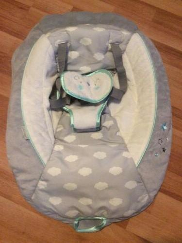 simple 2 in 1 swing infant seat