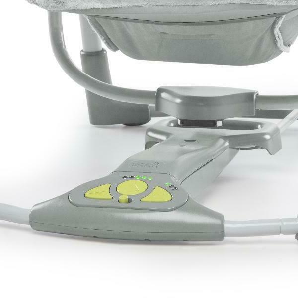 Baby Ingenuity n Go Soothing Portable Swing Hoots