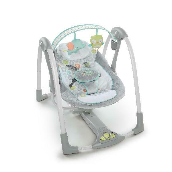 baby gear swing n go soothing portable